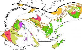 La historia de la península Ibérica