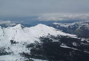 Los Alpes suizos, cerca del Jungfragu. (Foto: Rosa M. Tristán)