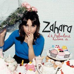 Portada La Fabulosa Historia de, ZaharaBiografía de Zahara